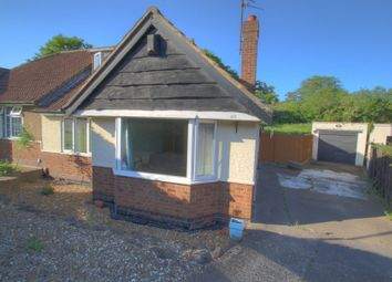 Thumbnail 3 bed bungalow for sale in Bibury Crescent, Abington, Northampton