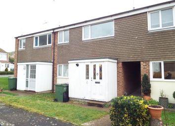 Thumbnail 3 bed terraced house for sale in Fremantle Road, Sandgate, Folkestone, Kent