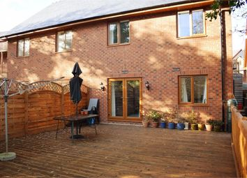 Thumbnail 3 bed semi-detached house for sale in Troed Y Bryn, Builth Wells, Powys