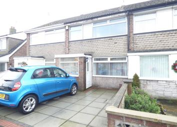 Thumbnail 3 bed terraced house for sale in Netherfield, Widnes, Cheshire