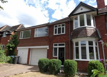Thumbnail 4 bed semi-detached house for sale in St. Marks Road, Smethwick, Birmingham, West Midlands