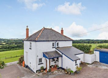 Thumbnail 4 bed detached house for sale in Broadwoodkelly, Winkleigh, Devon