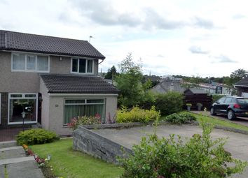 Thumbnail 4 bed semi-detached house for sale in Meadowbank Avenue, Strathaven