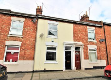 Thumbnail 2 bed terraced house for sale in Hunter Street, Northampton