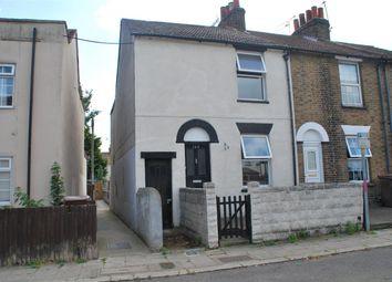 Thumbnail 3 bedroom end terrace house for sale in Saunders Street, Gillingham