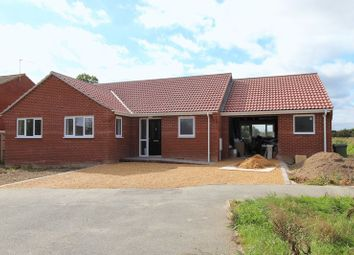 Thumbnail 3 bed bungalow for sale in Heron Way, Hickling, Norwich
