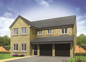 "Thumbnail 5 bed detached house for sale in ""The Fenchurch "" at Barnsley Road, Flockton, Wakefield"