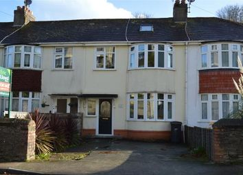 Thumbnail 3 bed terraced house for sale in New Road, Brixham, Devon