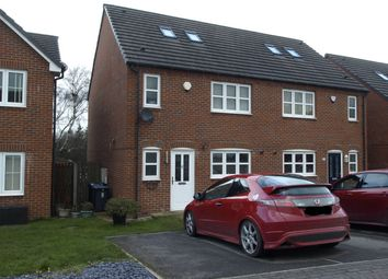 Thumbnail 3 bed semi-detached house for sale in Green Brook Place, Penistone, Sheffield