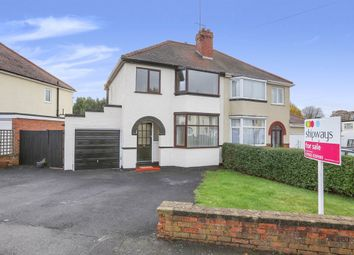 Thumbnail 3 bed semi-detached house for sale in Coates Road, Kidderminster