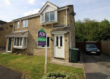 Thumbnail 2 bed semi-detached house for sale in Middlemost Close, Birkby, Huddersfield