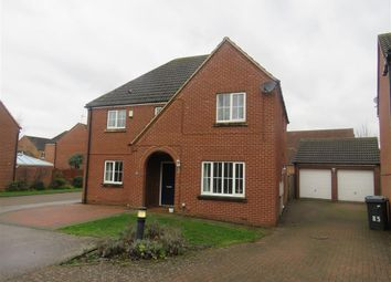 Thumbnail 4 bed property to rent in Durrell Drive, Cawston, Rugby