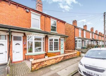 Thumbnail 2 bed terraced house for sale in Victoria Street, Willenhall, West Midlands
