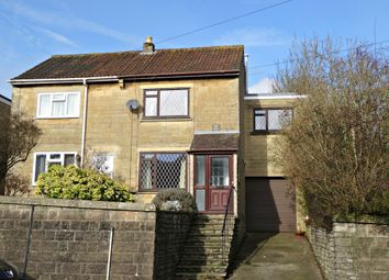 Thumbnail 4 bed semi-detached house for sale in Englishcombe Lane, Bath