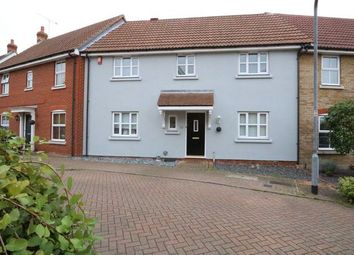 Thumbnail 3 bed terraced house for sale in Mary Rose Close, Chafford Hundred, Grays