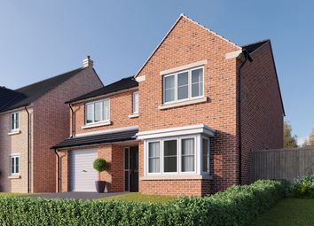 "Thumbnail 4 bedroom detached house for sale in ""The Haxby"" at St. Thomas's Way, Green Hammerton, York"