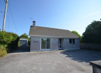 Thumbnail 2 bed detached bungalow for sale in Bissoe Road, Carnon Downs, Truro