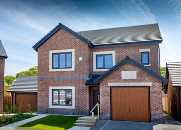 Thumbnail 5 bedroom detached house for sale in The Laureates, Cockermouth