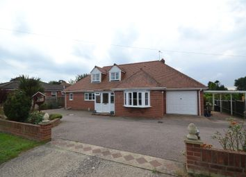 Thumbnail 3 bed detached bungalow for sale in Hoveton, Norwich