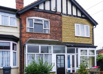 Thumbnail 2 bed terraced house to rent in Doidge Road, Erdington, Birmingham