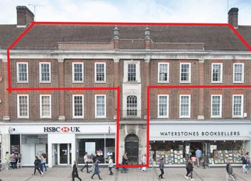 Thumbnail Commercial property for sale in High Street, Epsom, Surrey