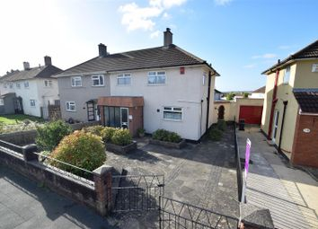 Thumbnail 3 bed semi-detached house for sale in Bonnington Walk, Bristol