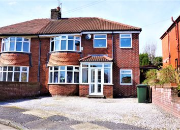 Thumbnail 4 bed semi-detached house for sale in Kendal Avenue, Rochdale