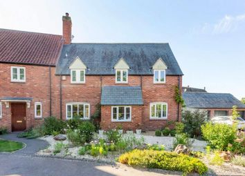 Thumbnail 3 bed end terrace house for sale in Povey Place, Bishopstone, Swindon