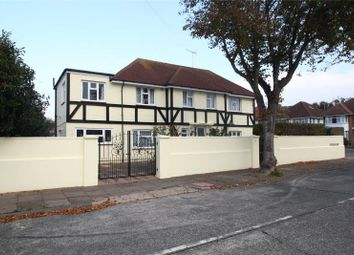 Thumbnail 4 bed detached house for sale in Hailsham Road, West Worthing, West Sussex