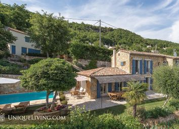 Thumbnail 4 bed villa for sale in Magagnosc, Grasse, French Riviera
