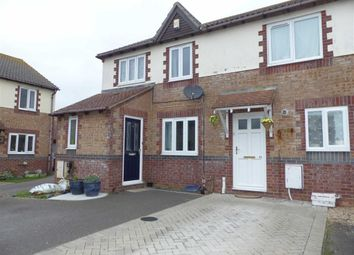 Thumbnail 2 bed terraced house for sale in Maskew Close, Weymouth, Dorset