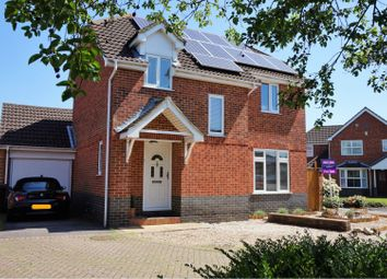 Hawthorn Road, Ashford TN23. 3 bed detached house for sale