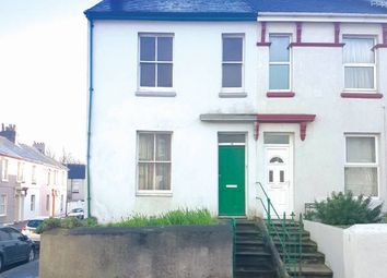 Thumbnail 3 bed end terrace house for sale in Laira Bridge Road, Plymouth