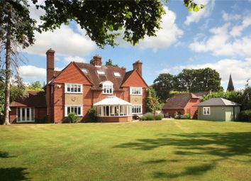 Thumbnail 6 bedroom detached house for sale in Sidbury Close, Sunningdale, Berkshire
