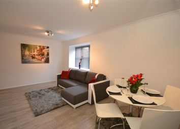 Thumbnail 1 bed flat to rent in Conifer Way, Wembley