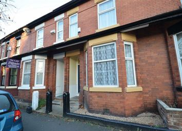Thumbnail 4 bedroom terraced house to rent in Landcross Road, Fallowfield, Manchester, Greater Manchester