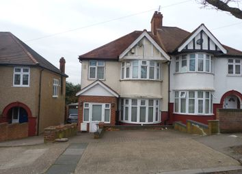Thumbnail 4 bed semi-detached house to rent in Randall Avenue, London