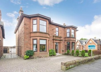 Thumbnail 4 bed semi-detached house for sale in Howard Park Drive, Kilmarnock, East Ayrshire