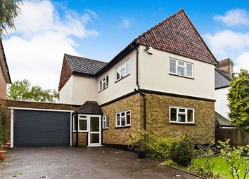 Thumbnail 3 bed detached house for sale in Victoria Avenue, Sanderstead, South Croydon, Surrey