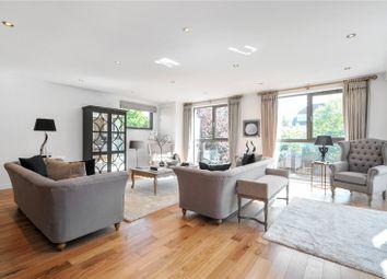 Thumbnail 1 bed flat for sale in Gateway House, Regents Park Road, London