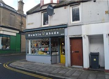 Thumbnail Commercial property for sale in 37 West Port, Arbroath