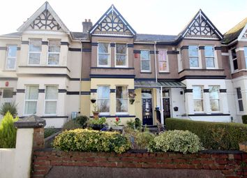 Thumbnail 3 bed terraced house for sale in Torr Lane, Hartley, Plymouth