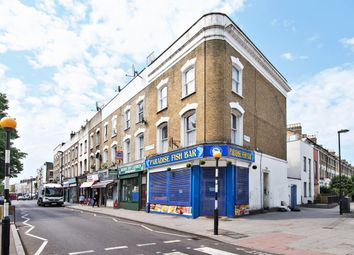 Thumbnail 5 bed property for sale in Newington Green Road, London