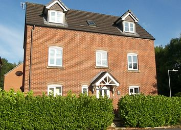 Thumbnail 4 bed detached house for sale in Whitington Close, Little Lever