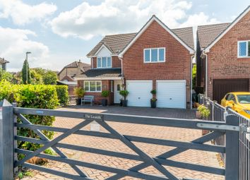 Thumbnail 5 bed detached house for sale in Church Road, Warsash