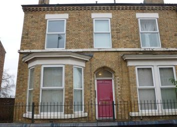 Thumbnail 1 bedroom flat to rent in Hartington Road, Toxteth, Liverpool