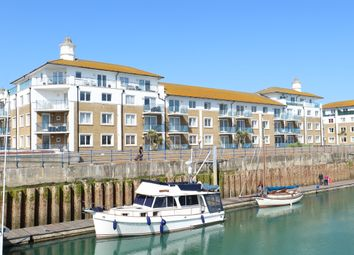 Thumbnail 3 bed flat for sale in Neptune Court, Brighton Marina Village, Brighton