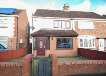 Thumbnail 2 bedroom semi-detached house for sale in Cheadle Road, Sunderland