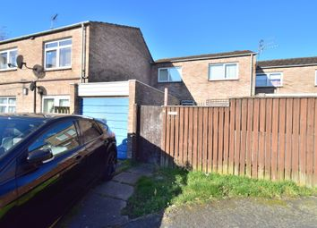 Thumbnail 2 bed terraced house for sale in Mereworth Close, New Humberstone, Leicester