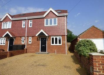 Thumbnail 5 bedroom semi-detached house for sale in Bellevue Road, Hornchurch